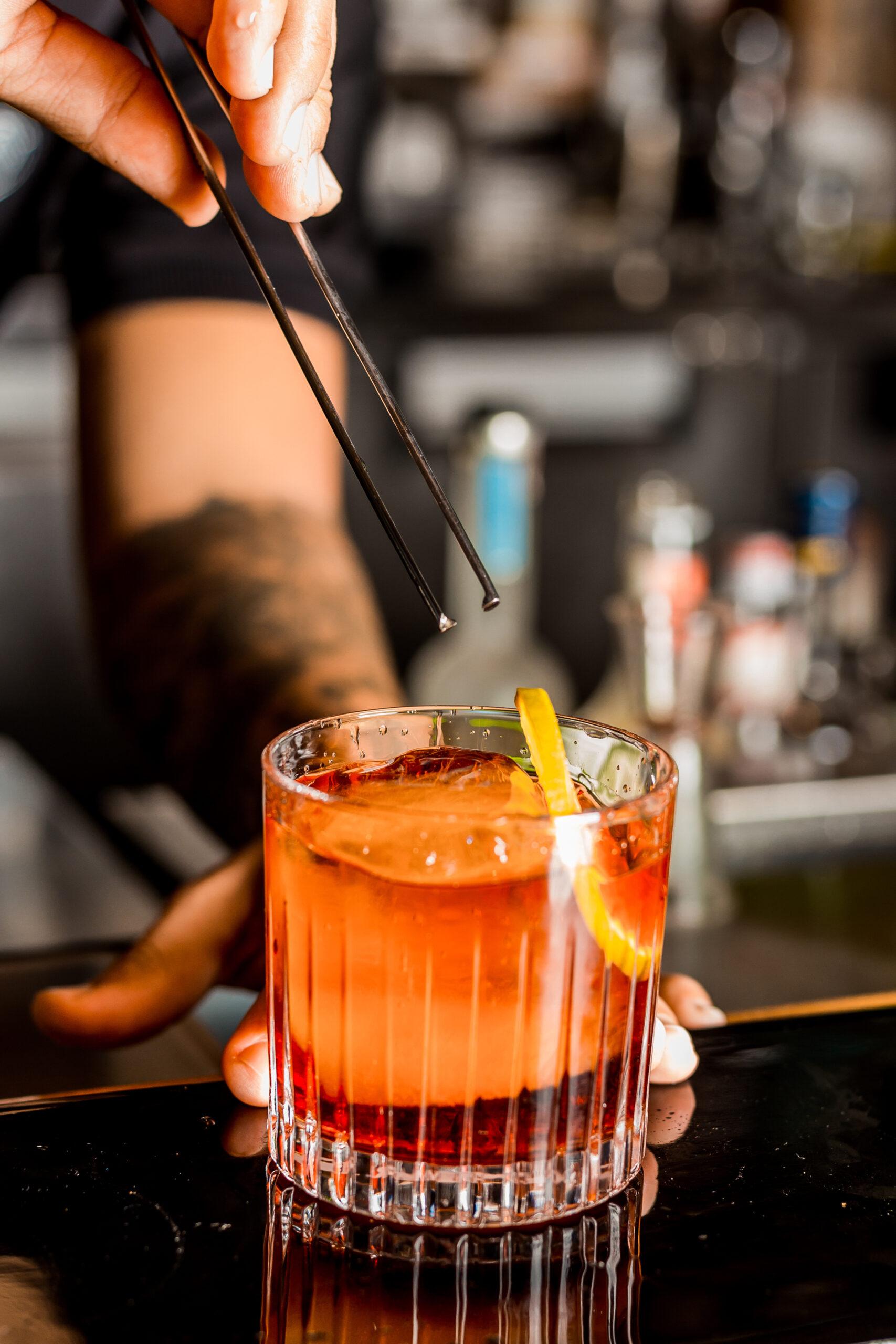 LÖWENHUND Gin&Tonic Rezept